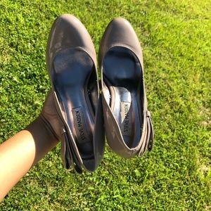 Steve Madden Beige Heels